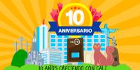 CALITV CELEBRA SUS 10 AÑOS!