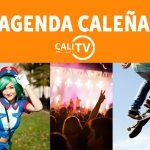 AGENDA CALEÑA | DEL 22 AL 25 DE MARZO