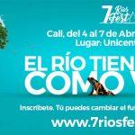 Cali 7 Ríos Fest 2019: El río tiene voz como vos