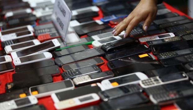 celulares robados