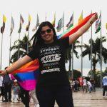 Gran marcha por los derechos LGTBI en Cali 2019