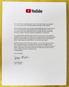 carta youtube calitv