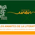 ¡Oiga, Mire, Lea! Preparate para la 6ta versión de este gran Festival de literatura que llega de manera virtual