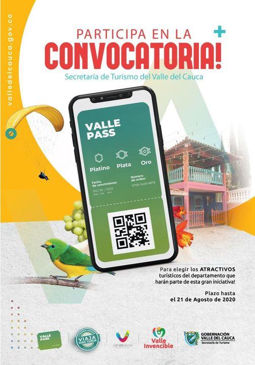 pasaporte turismo valle del cauca