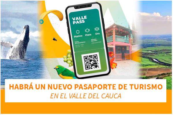 nuevo pasaporte de turismo valle del cauca