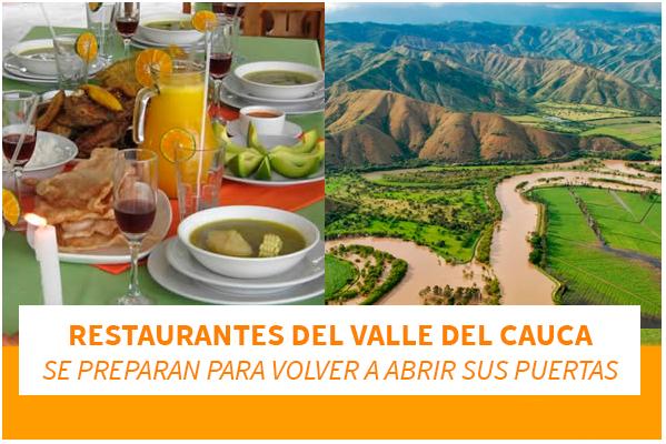 reapertura restaurantes valle del cauca