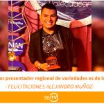 ¡El mejor presentador regional de variedades está en el Canal CaliTV!